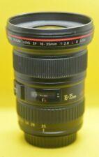 Canon 16-35mm f2.8 L EF ii USM wide-angle zoom lens 3970877