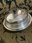 Antique Silver Plated Food Warmer By James Dixon & Son 1819-1935