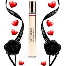100% AUTHENTIC Viktor & Rolf Flowerbomb Eau de Parfum Perfume Rollerball .33 oz