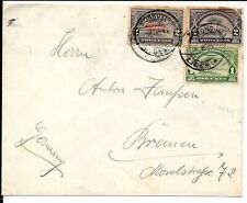 LIBERIA 1934 COVER TO GERMANY