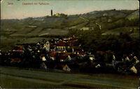 Jena Thüringen 1914 Ziegenhain Fuchsturm Turm Teilansicht alte color Postkarte