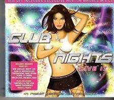(GC26) Club Nights Live it, 3CD  - 2007 CD
