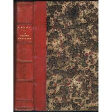 Le CHERCHEUR de PISTES par Gustave AIMARD Indiens d'Amérique Éditions AMYOT 1860
