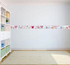 Princess/Fairies Nursery Home Décor Items for Children
