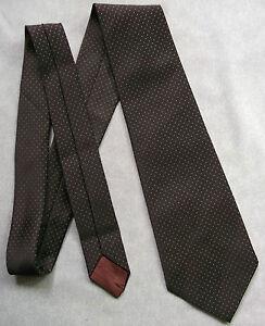 Vintage Tie Mens Wide Necktie Retro Fashion 1970s PROVA POLKA DOT SPOTS