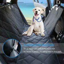 Pet Dog Waterproof Seat Cover Hammock Mat Protector Car SUV Truck Back Rear
