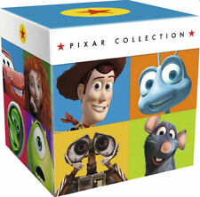 Disney Pixar Complete Collection Disney Films DVD BOX SET New Sealed