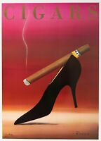 Original Poster - Razzia - Cigars - Pump - Shoe - 1994
