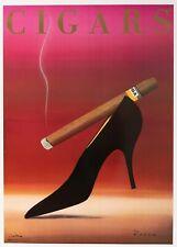 Original Poster - Razzia - Cigars - Pump - Shoe - 1994