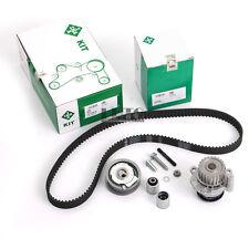 INA Water Pump Timing Belt Tensioner Kit For VW GTI Passat AUDI A4 2.0 FSI BPY
