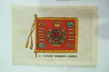B.D.V. Cigarettes Silk FLAG- 1st LIFE GUARDS FLAG
