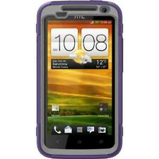 OtterBox Defender Series Case with Holster for HTC One X (Grape/Grey)