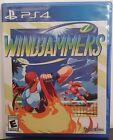 Windjammers - PS4 ERSB - Limited Run