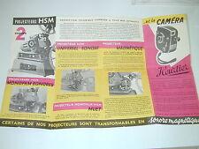 HEURTIER  publicité d'époque 42x26 cm
