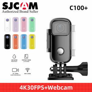 SJCAM C100 Plus HD 2K Wifi Sports Action Camera Waterproof Mini Thumb Camcorder