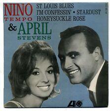 NINO TEMPO & APRIL STEVENS : EP ATLANTIC 212080