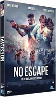 No escape DVD NEUF SOUS BLISTER Owen Wilson, Lake Bell, Pierce Brosnan