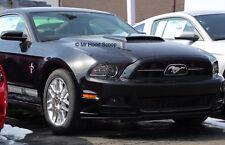 2013-2014  Hood Scoop for Ford Mustang Boss GT Style MrHoodScoop UNPAINTED HS005