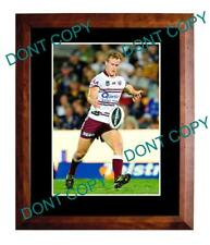 DALY CHERRY EVANS MANLY SEA EAGLES STAR A3 PHOTO 1