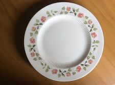 "WEDGWOOD -- "" INDIA ROSE"" - DINNER PLATE  - MADE IN ENGLAND - 4 AVAILABLE"