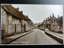 Dorset ABBOTSBURY Nr Weymouth - Old RP Postcard by E.A.Sweetman 10102