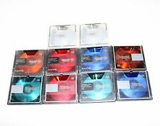 Sony minidisc pour MD Lecteur Sony MZ NH RH Walkman Mini Disc 74 min Color