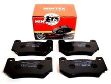 MINTEX FRONT AXLE BRAKE PADS MG MGF-MG TF 135/160 MDB2176 (REAL IMAGE OF PART)