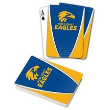 West Coast Eagles Playing Cards