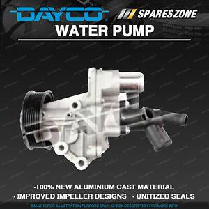 Dayco Water Pump for Mazda BT50 UP UR 3.2L 5 cyl DOHC 20V TCDI Diesel Turbo