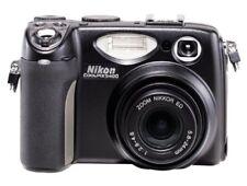 Nikon Coolpix 5400 5.1 MP Digital Camera w/4x Optical Zoom