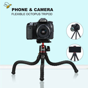 Flexible Octopus Tripod Camera Phone Holder Stand For iPhone Mount