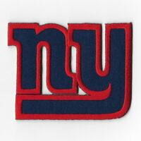 New York Giants (c) Iron on Patch Embroidered Football Patches