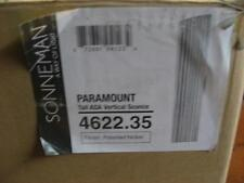 NEW OPEN BOX SONNEMAN PARAMOUNT 4622.35 TALL ADA VERTICAL SCONCE POLISHED NICKEL