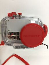 Olympus PT-038 Underwater Housing for FE-230 Waterproof Camera Case