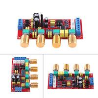 DIY NE5532 Preamp Pre-amplifier Tone Board  Treble Alto Bass Volume Control ASS