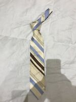 Hubert Men Silk Tie Made In Italy