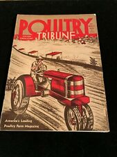 Poultry Tribune magazine March 1939 edition