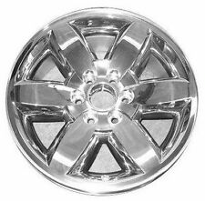 "20"" GMC SIERRA YUKON 2009-2014 FACTORY STYLE BRAND NEW CHROME CLAD WHEEL 5420"