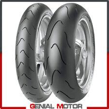 Metzeler Racetec K3 INTERACT 1207017 1805517 Gomme Moto Pneumatici Radiali 2019