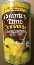 Country Time Lemonade 5 lb 2.5 Oz ( Free Expedited Shipping)