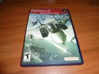 Ace Combat 5: The Unsung War (Sony PlayStation 2, 2004)  Complete PS2