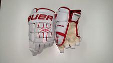 "Bauer Nexus Custom Glove --- Boston University 15"""