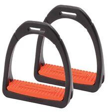 Compositi Premium Stirrups Large - Orange **RR $39.95