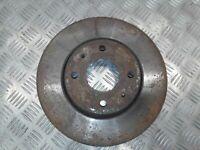 Volvo S40, V40 1999 1.9 TD Right Right Front brake disc Diesel 70kW VEI7551