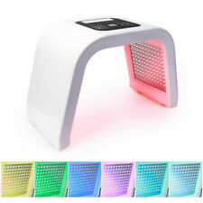 7 Color PDT LED Light Therapy Skin Rejuvenation Anti Aging Facial Beauty Machine