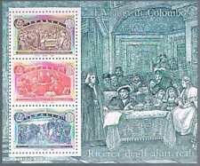 Italie Sc  1883 I Viaggi Di Colombo Bloc