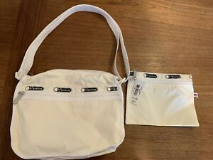 LeSportSac Women's Bag Purse New with Tags! Athletic White