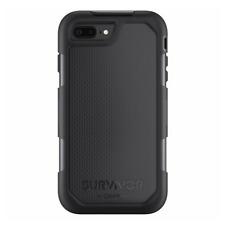 GRIFFIN SURVIVOR EXTRENE CASE FOR IPHONE 8 PLUS/7 PLUS/6 PLUS - BLACK - GB42824