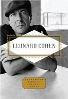 Leonard Cohen: Poems and Songs (Hardback or Cased Book)
