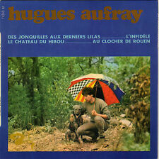 HUGUES AUFRAY L'INFIDELE FRENCH ORIG EP CHRISTIAN CHEVALLIER